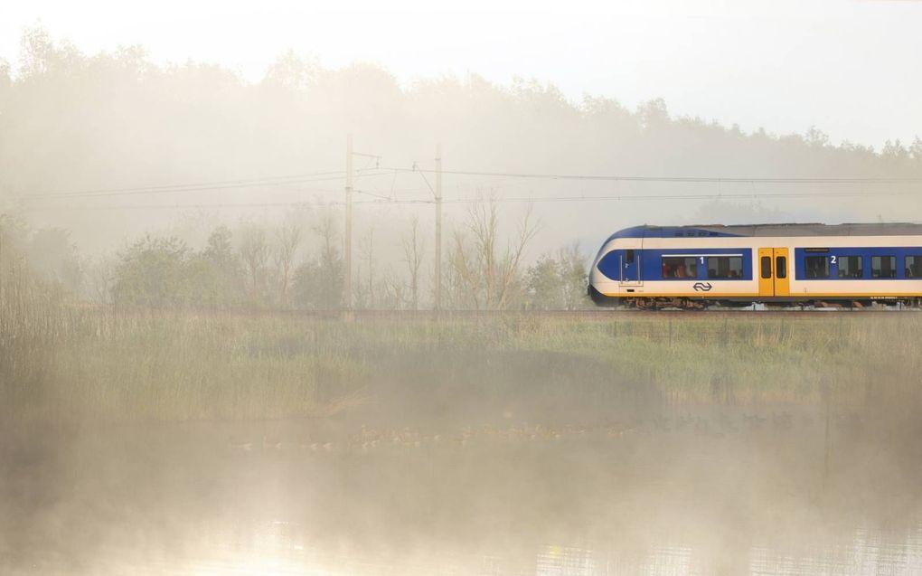 De stations Veenendaal-De Klomp en Driebergen-Zeist behouden hun intercitystatus. beeld NS