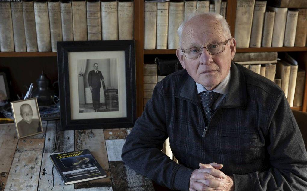 Het overlijden van zijn oom Krijn bleef Teunis Donk beziggehouden. beeld RD, Anton Dommerholt