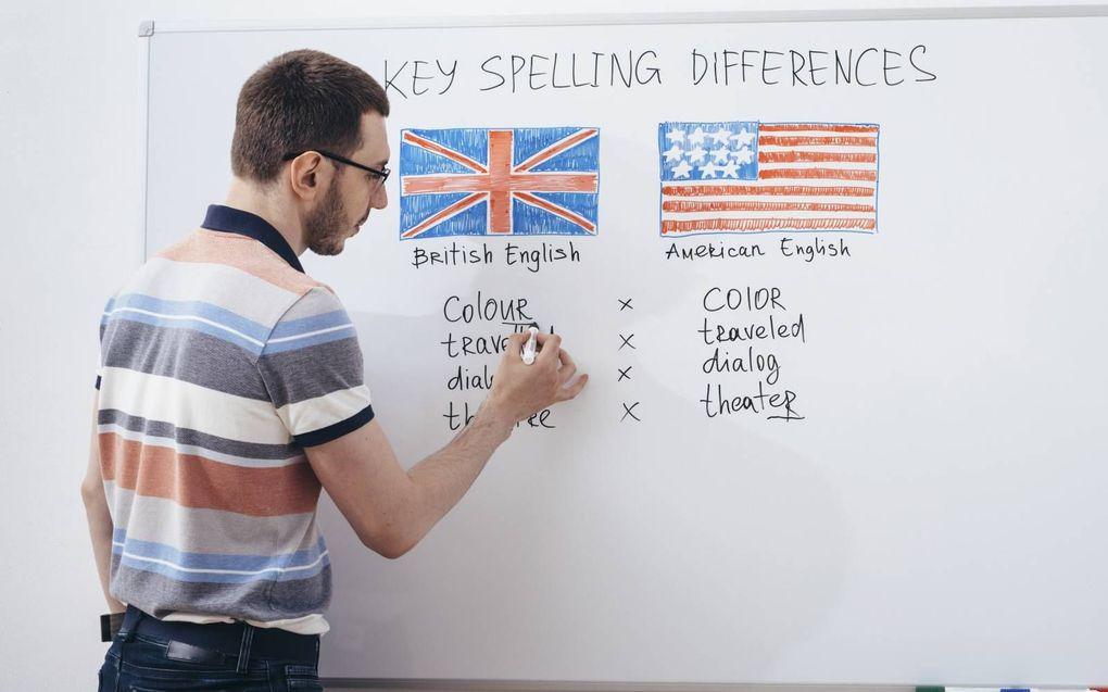 De resultaten van vmbo'ers voor Engels blijven achter. Meer focus op leerplezier en interactie kan dat veranderen.beeld iStock