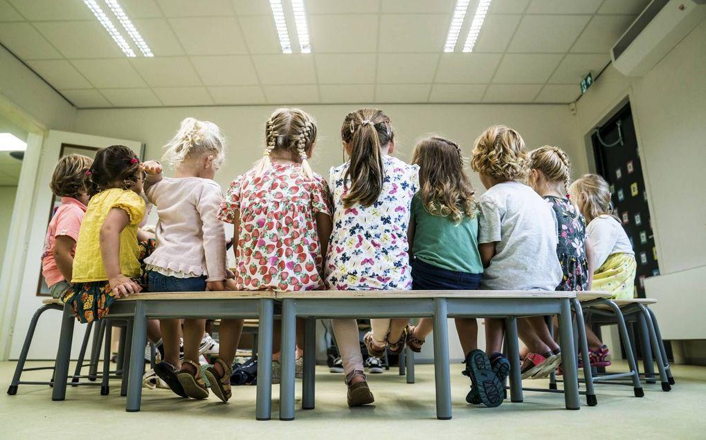 """""""Mijn pleidooi is om de vrijheid van onderwijs de ruimte te geven, maar wel vrijheid in verantwoordelijkheid.""""beeld ANP, Siese Veenstra"""