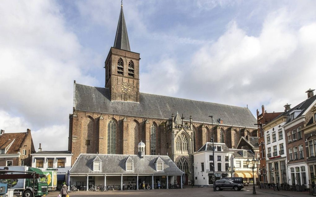 De Sint Joriskerk te Amersfoort.beeld RD, Henk Visscher