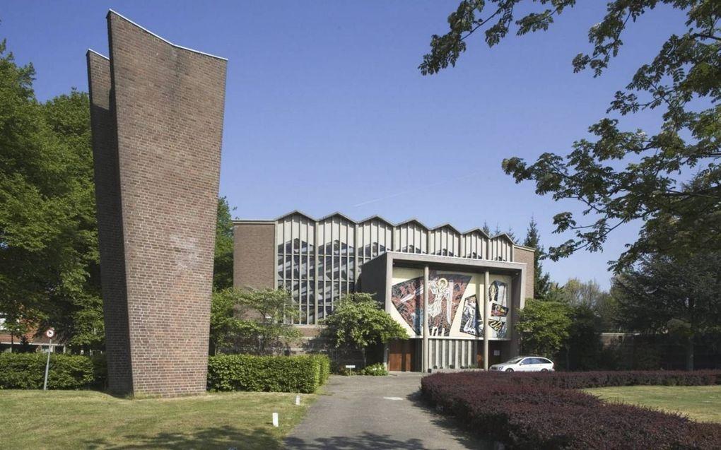 Heilig Kruiskerk te Amersfoort. beeld Wikipedia