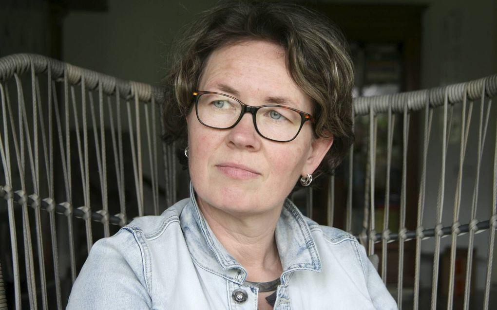 Tineke van der Waal. beeld RD