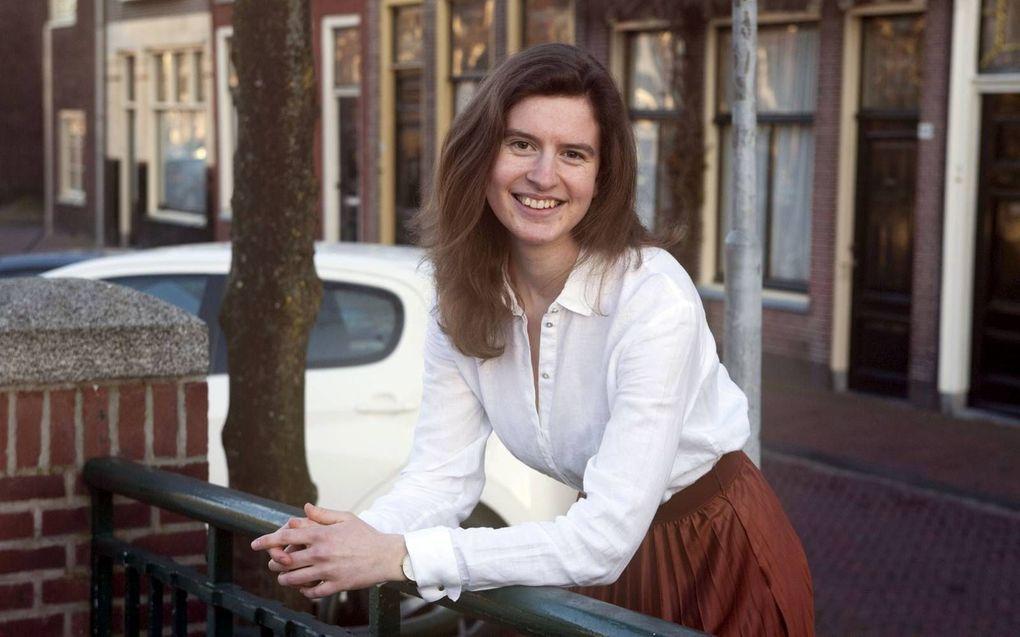 Maria Verkuil.beeld Hendrik Bouwman
