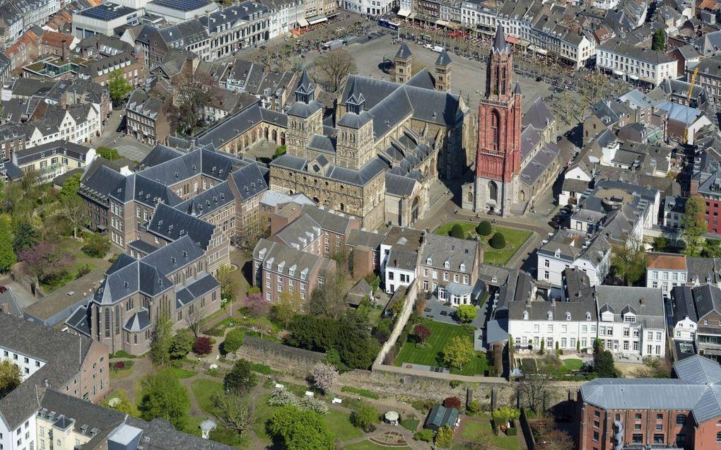 De Sint Servaaskerk in Maastricht. beeld Marco van Middelkoop