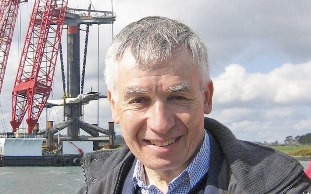 Peter Fraenkel is uitvinder van de Graviticity. beeld Graviticity