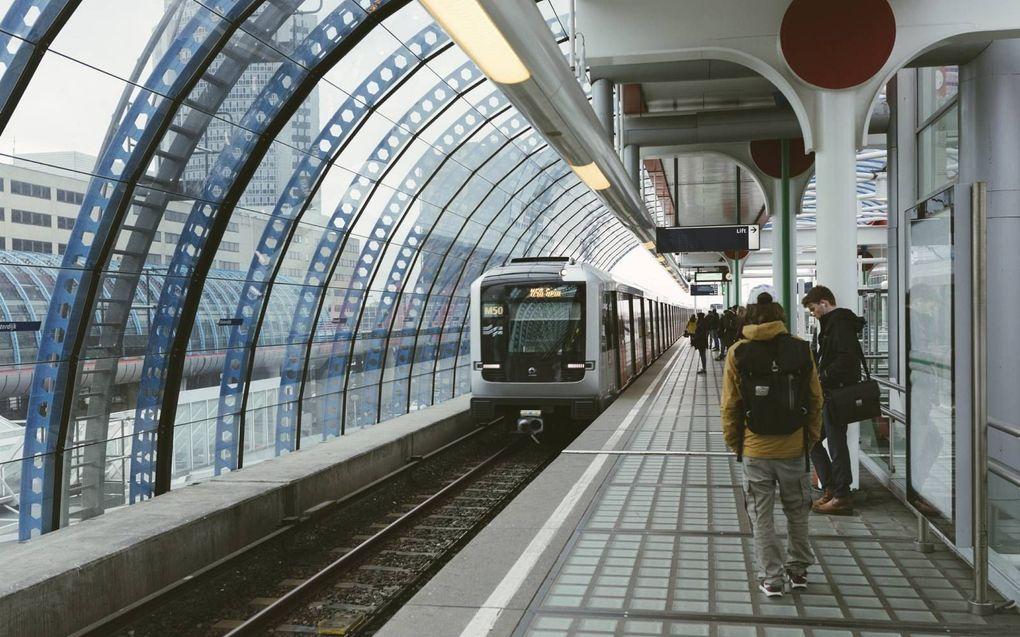 De gemeente Amsterdam weert reclame voor fossiele brandstoffen.beeld iStock