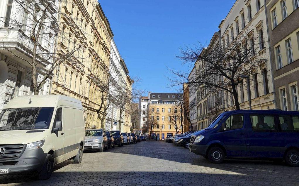 Berlijn wil de fiets meer ruimte geven.beeld Bertus Bouwman