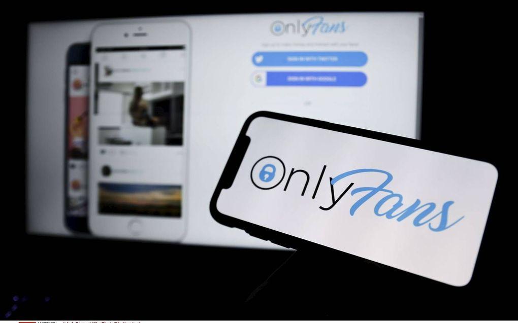 Wereldwijd heeft OnlyFans nu zo'n 100 miljoen gebruikers. Dit aantal is in de coronatijd fors toegenomen. beeld ANP, Jakub Porzycki