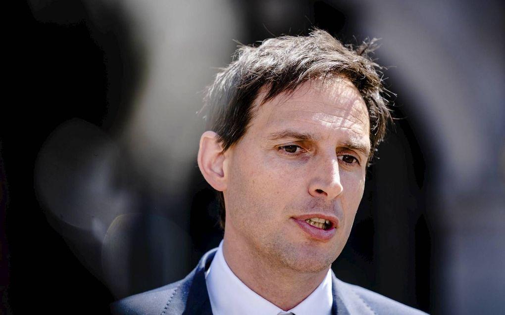 CDA-leider Hoekstra. beeld ANP, Bart Maat