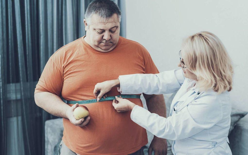 """""""Met overheidsmaatregelen zoals een suikertaks moeten we voorkomen dat nog meer mensen obesitas krijgen.""""beeld iStock"""