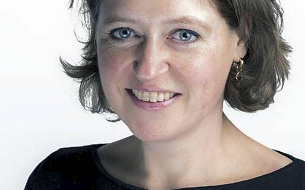 Judith van Helvert-Beugels. beeld hogeschool Windesheim
