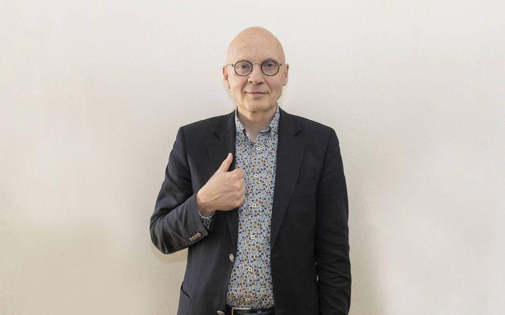 Nico van der Voet. beeld Henk Visscher