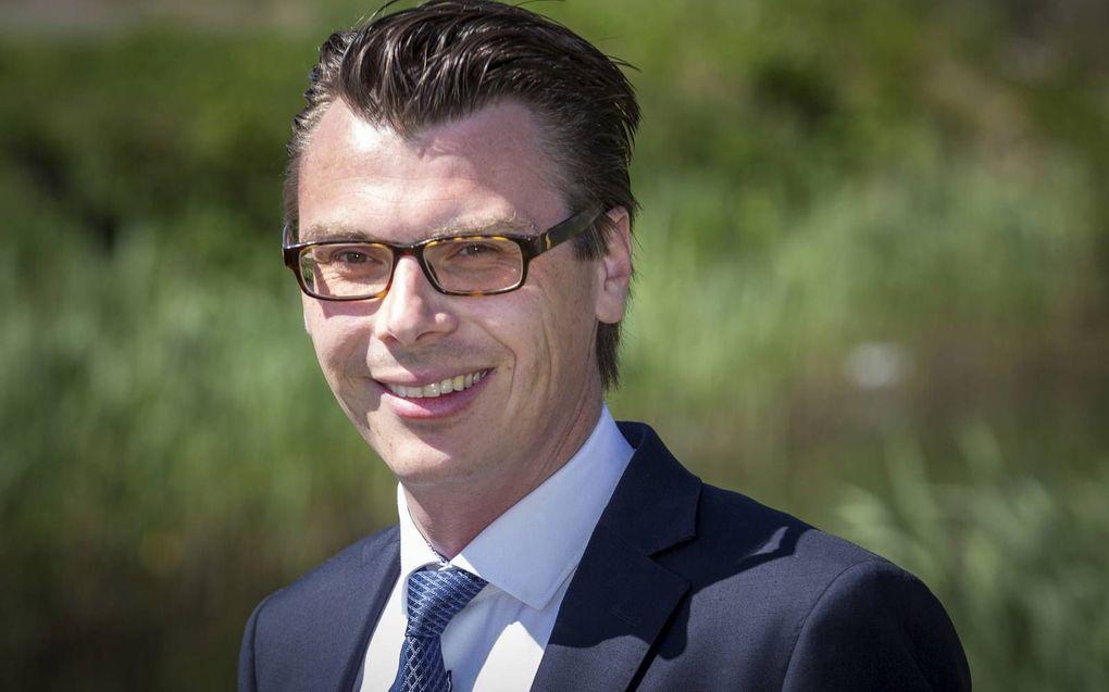 Bart-Jan Noorlander. beeld RD, Henk Visscher