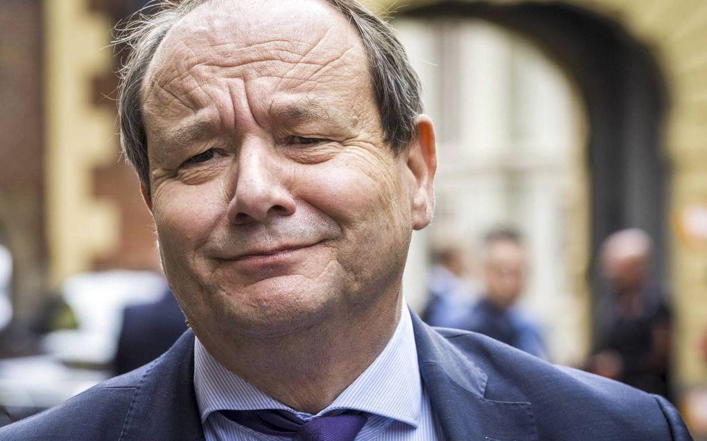 Staatssecretaris Vijlbrief (Financiën). beeld ANP, Lex van Lieshout