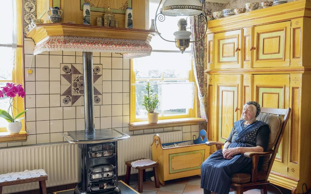 Staphorster interieur.beeld Annie van Gemert