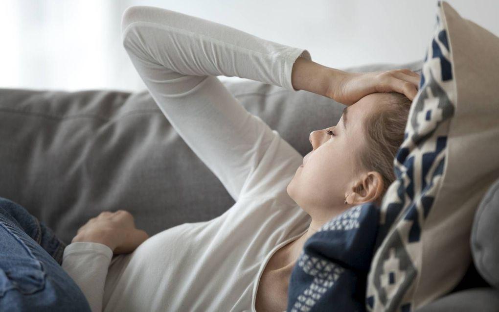 Inspanningsintolerantie, extreem vermoeid raken en slecht herstellen na een fysieke inspanning, is hét kenmerk van de ziekte ME.beeld iStock