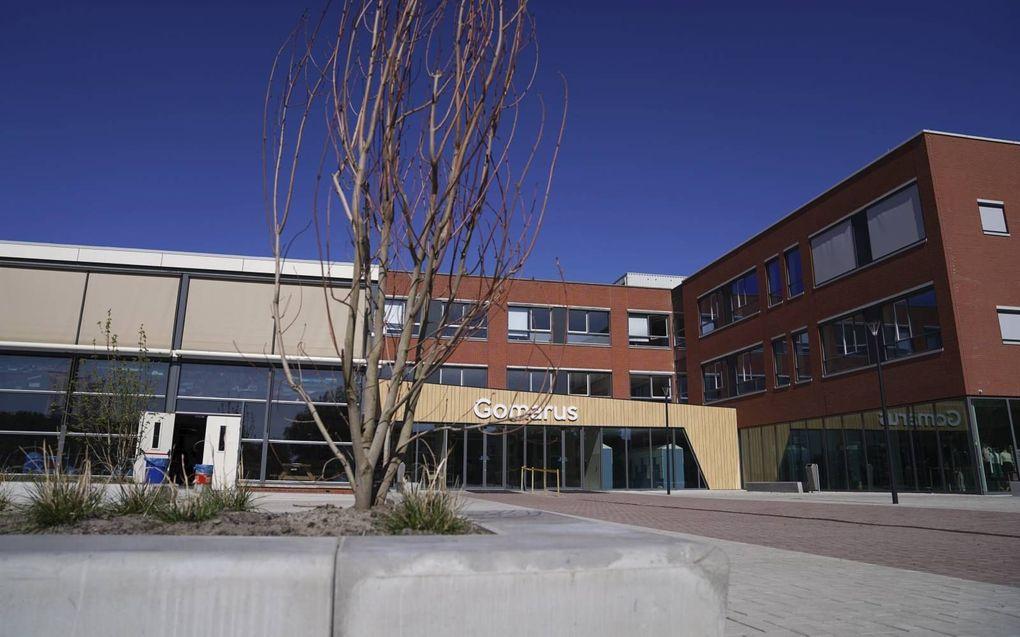 De Gomarus scholengemeenschap in Gorinchem. beeld Gomarus