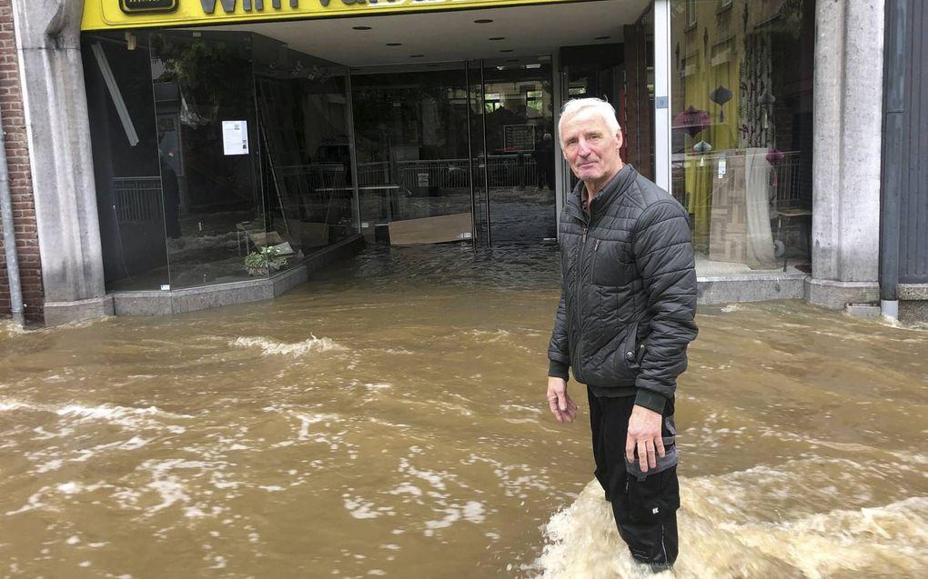 Wim van de Sanden. beeld RD