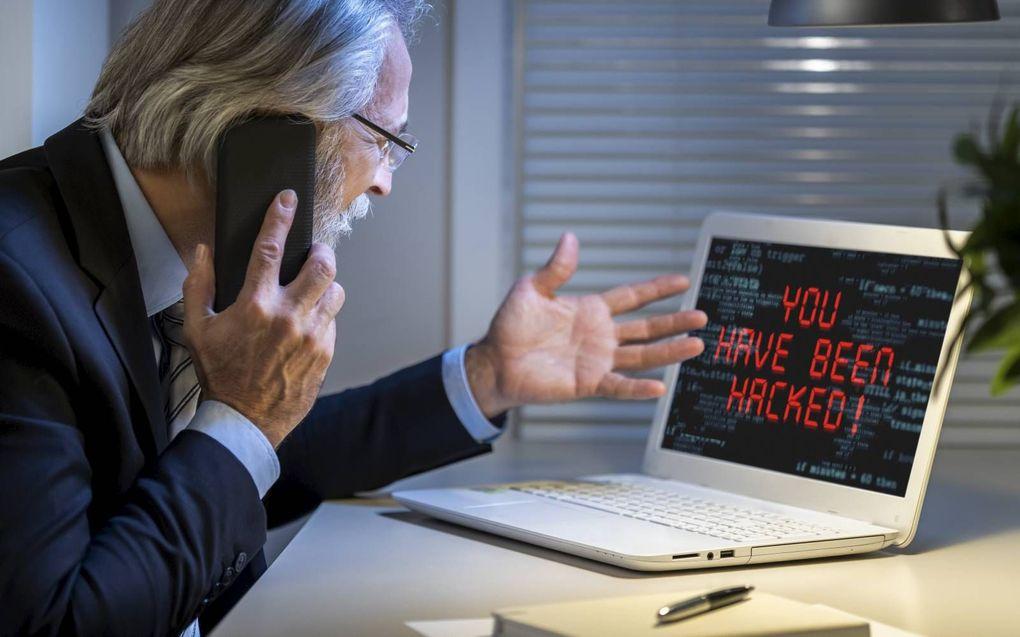 Nederlandse burgers kunnen vroeg of laat slachtoffer worden van ongewenst onlinegedrag. Daartegen blijken ze onvoldoende beschermd. Zelfs hun grondrechten komen in het geding.beeld iStock