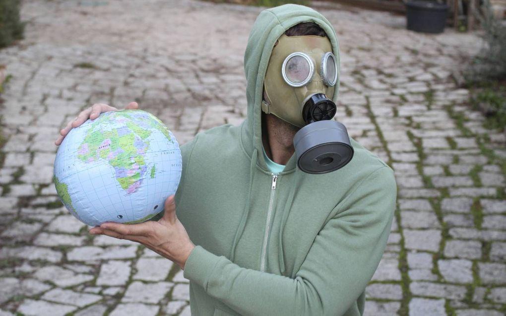 Sommige mensen ervaren klimaatangst en stappen naar een klimaatpsycholoog. beeld iStock