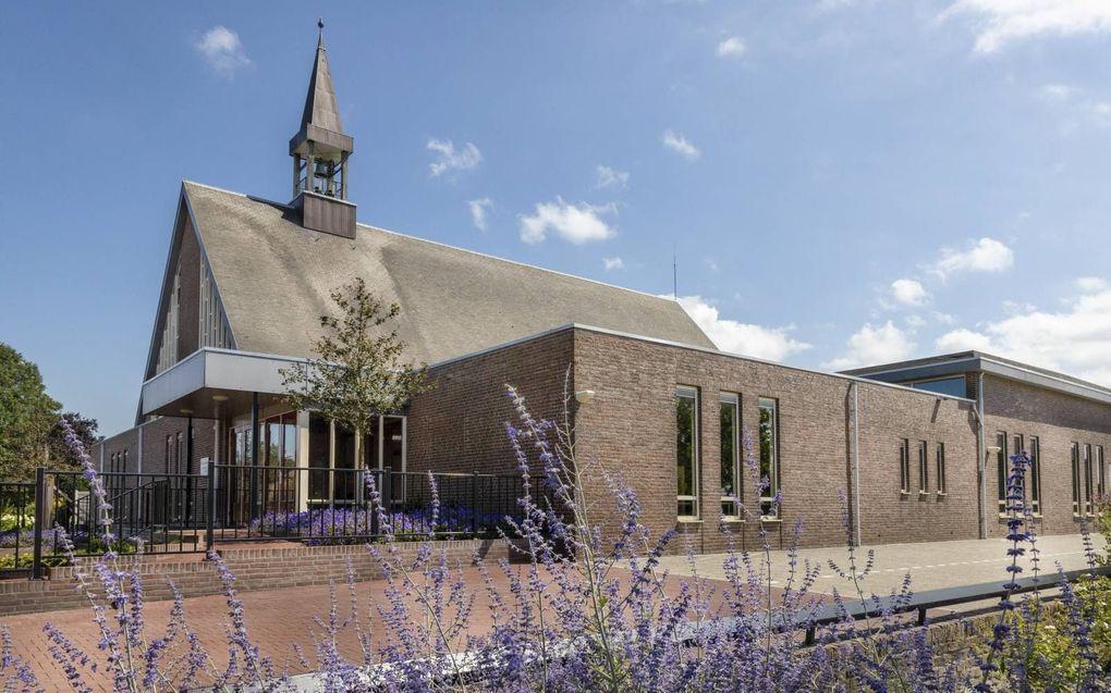 De kerk is de laatste jaren gerenoveerd.beeld RD, Henk Visscher