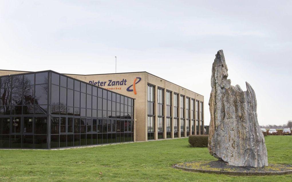 De Pieter Zandt Scholengemeenschap, locatie Staphorst. beeld RD, Anton Dommerholt
