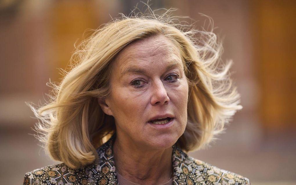 Sigrid Kaag, beeld ANP, Phil Nijhuis