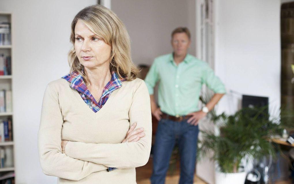 """""""Samenleven met een persoon met aanleg voor narcisme kan bijzonder moeilijk zijn. Zoek daarom hulp wanneer je in een relatie zit die bij jou verwarring en zelfvertwijfeling veroorzaakt."""" beeld iStock"""