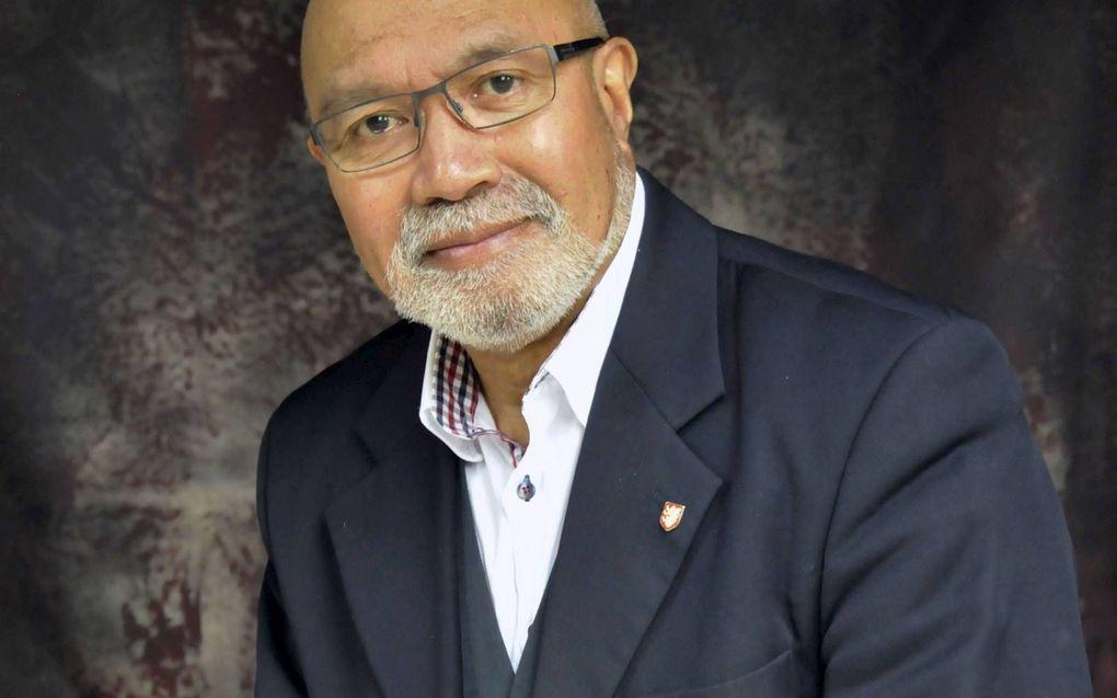 Dr. Simon Ririhena. beeld RD