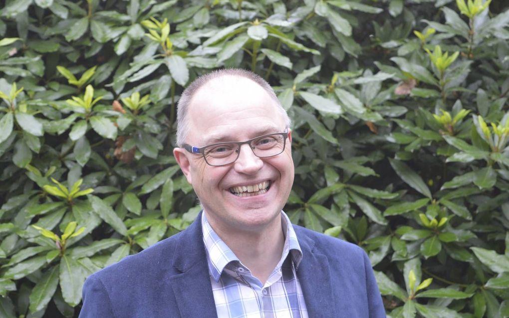 """Dr. Jaap Dekker: """"De problematiek van het klimaat is zo actueel dat je daar ook vanuit de theologie over na moet denken.""""beeld TUA"""