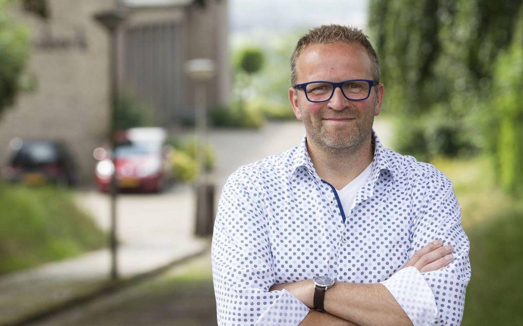 """Jan Bos: """"Natuurlijk had ik wel werk kunnen vinden, maar daarmee alleen was ik niet geholpen."""" beeld RD, Anton Dommerholt"""
