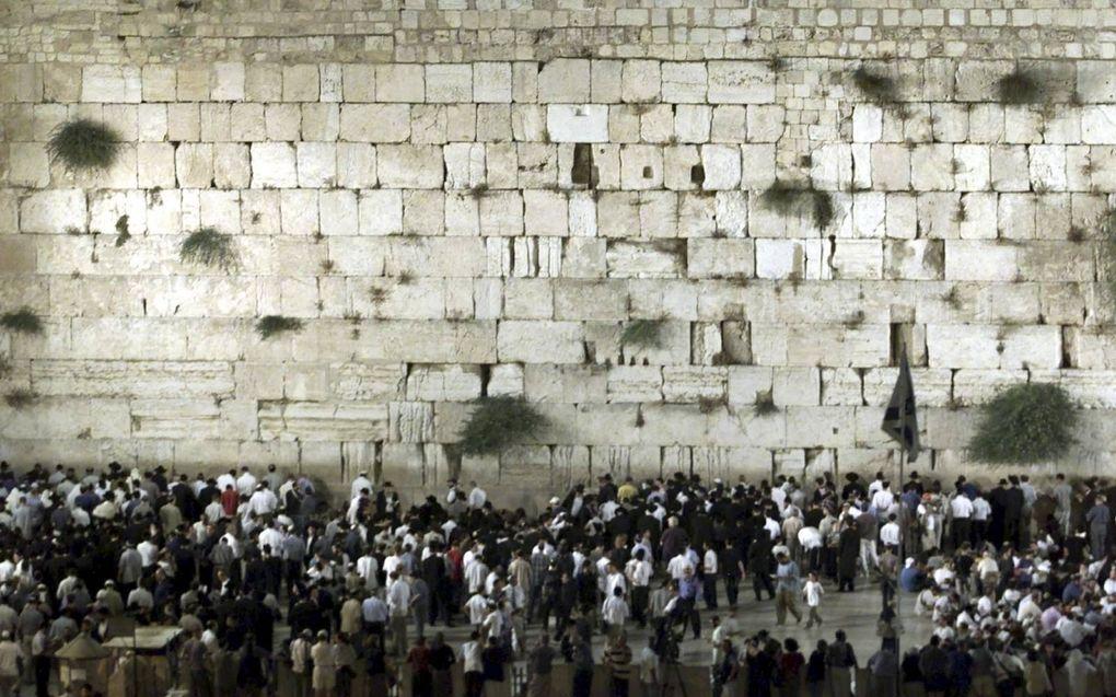 """Zondag was het Tisja Beav, de negende (""""tisja"""") van de maand Av (""""beav""""). Volgens de Joodse traditie vonden er uitgerekend op deze dag tal van beklagenswaardige gebeurtenissen plaats. beeld Wikimedia"""