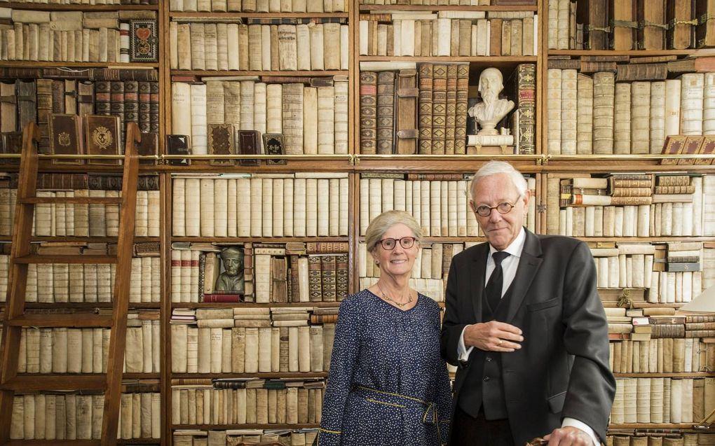 Anneke en John Mastenbroek. beeld RD, Henk Visscher