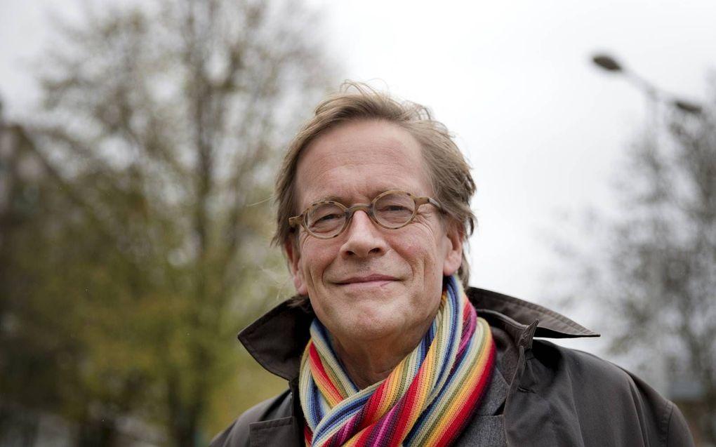 Prof. dr. Hans Boutellier. beeld RD, Henk Visscher