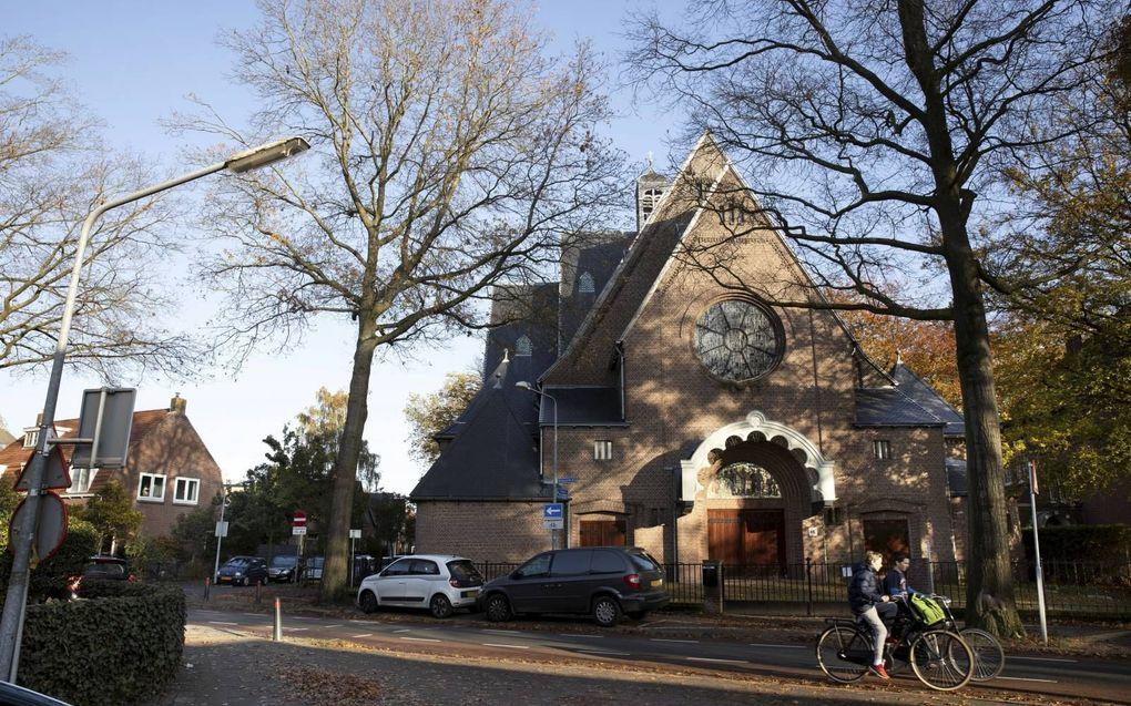 Voormalige Clemenskerk te Hilversum. beeld RD, Anton Dommerholt