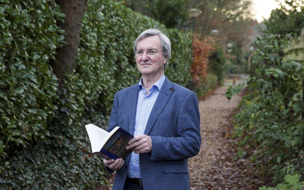 Prof. dr. A. van de Beek. beeld RD, Anton Dommerholt