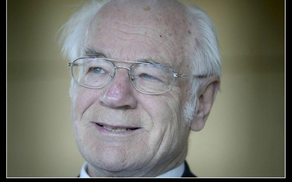 Prof. Beyerhaus. beeld RD, Henk Visscher