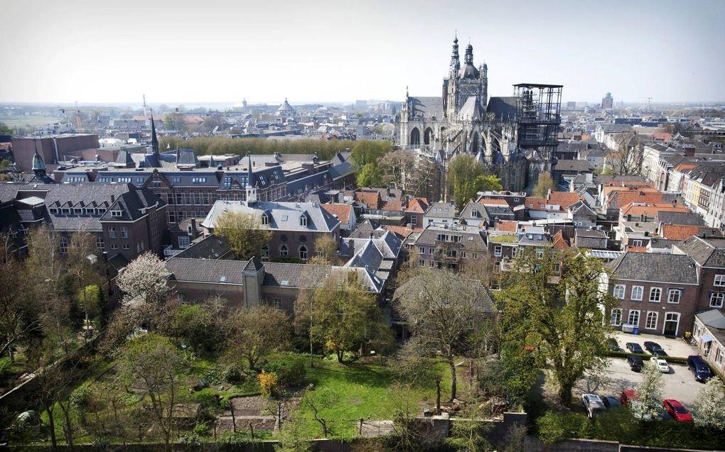 De Sint-Janskathedraal in Den Bosch. beeld RD, Henk Visscher