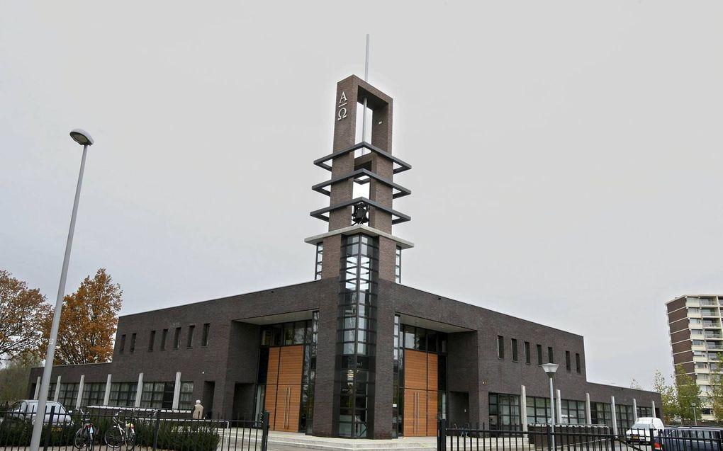 Pniëlkerk te Veenendaal. beeld Anton Dommerholt