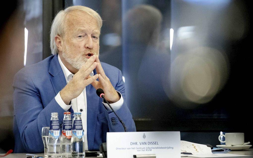 RIVM-deskundige Jaap van Dissel. beeld ANP, Sem van der Wal