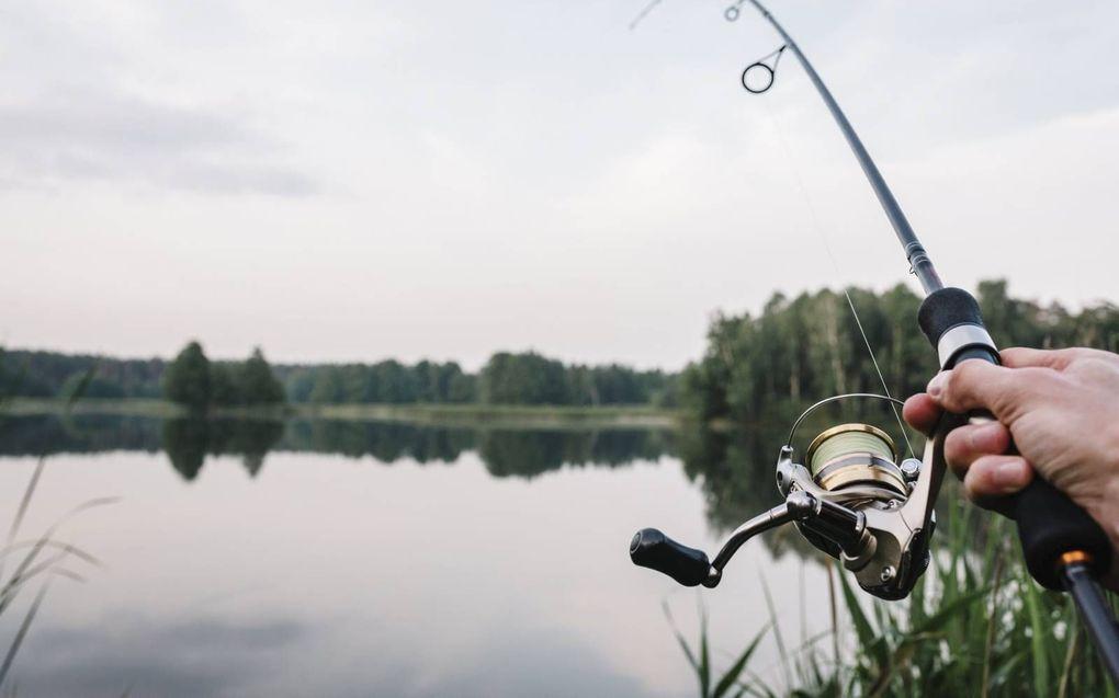 In het waterrijke Nederland is een goede visstek zelden ver weg.beeld Getty Images, Serhii Sobolevskyi