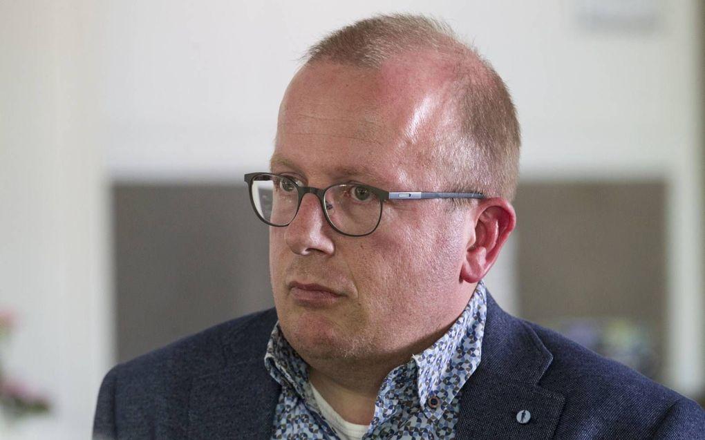 Dr. Dolf te Velde. beeld RD, Anton Dommerholt