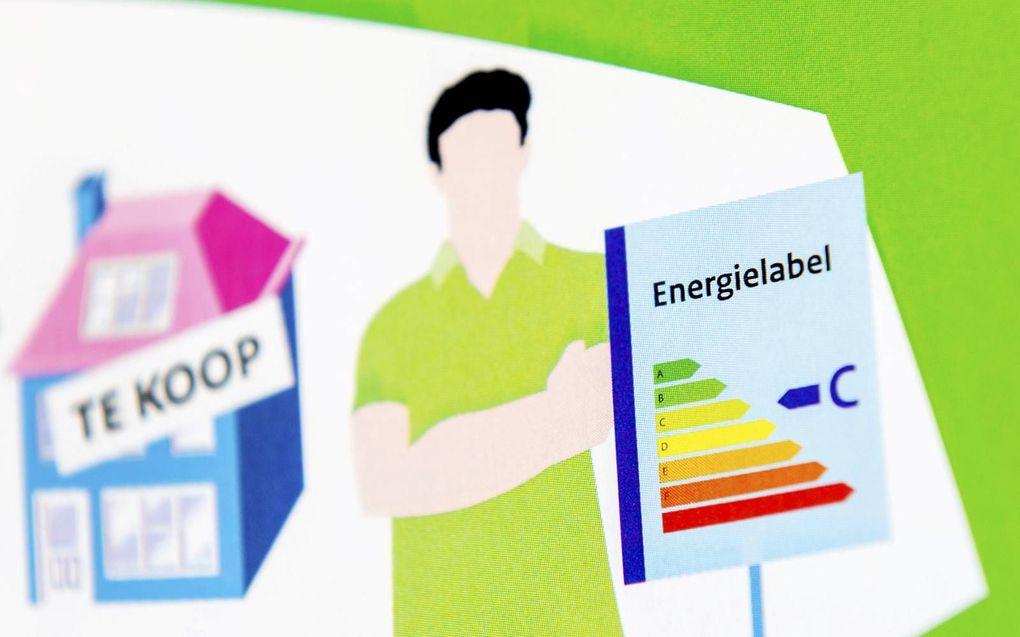 Energielabel nodig bij verkoop van woning.beeld ANP, Koen van Weel