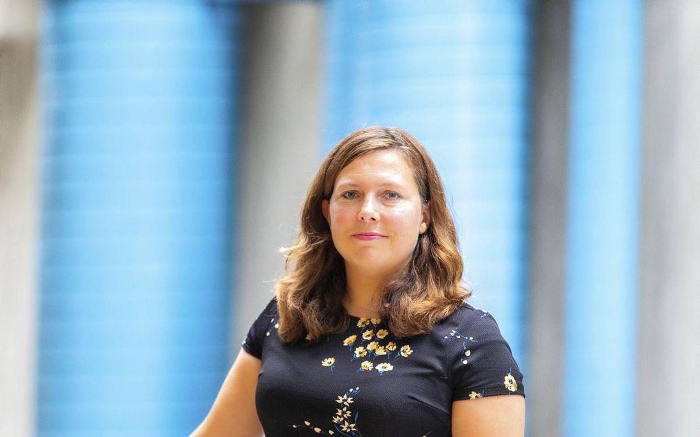 Prof. Bianca Buurman, hoogleraar acute ouderengeneeskunde. beeld RD, Henk Visscher