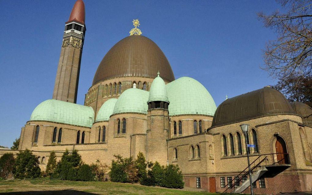De Sint Jan de Doper in Waalwijk.beeld Wikimedia