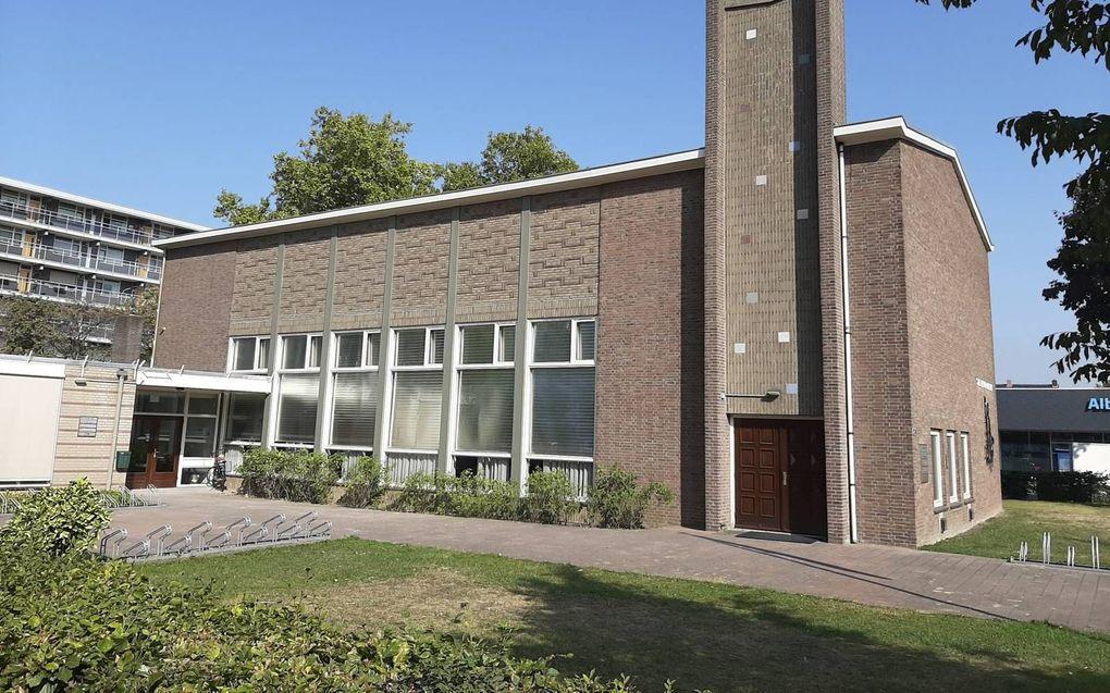 De Salvatorkerk in Arnhem. beeld protestantse gemeente Arnhem-Zuid
