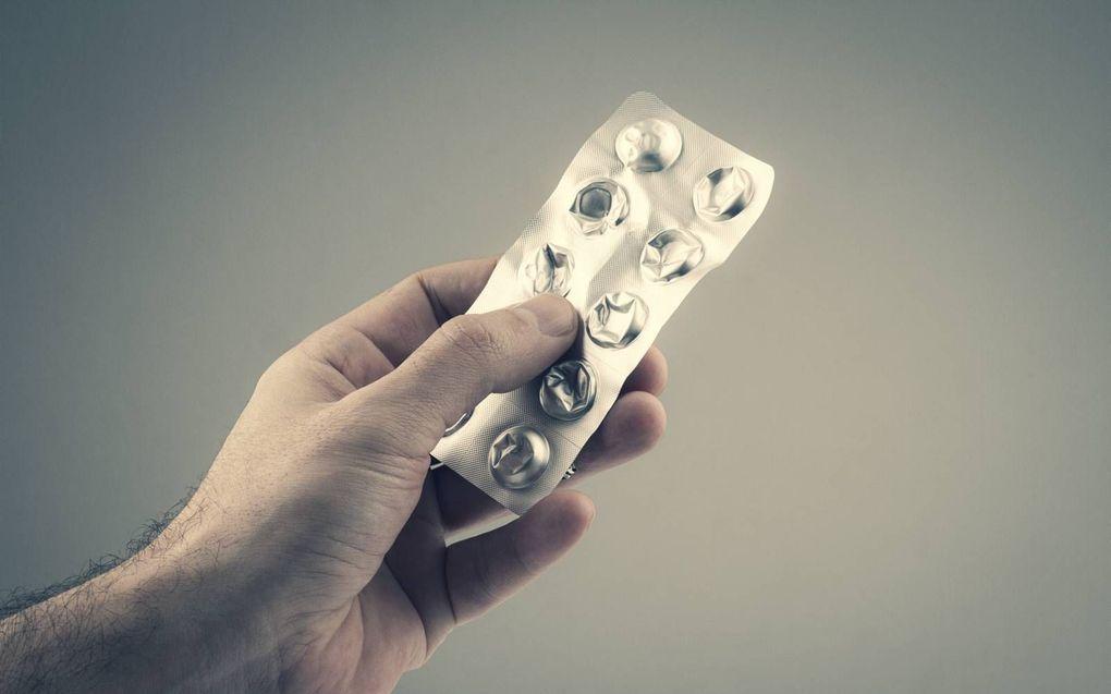 """KNMP-voorzitter Aris Prins: """"Geneesmiddelentekorten zijn terug te voeren op een samenspel tussen de overheid, de zorgverzekeraars en de farmaceutische industrie.""""beeld iStock"""