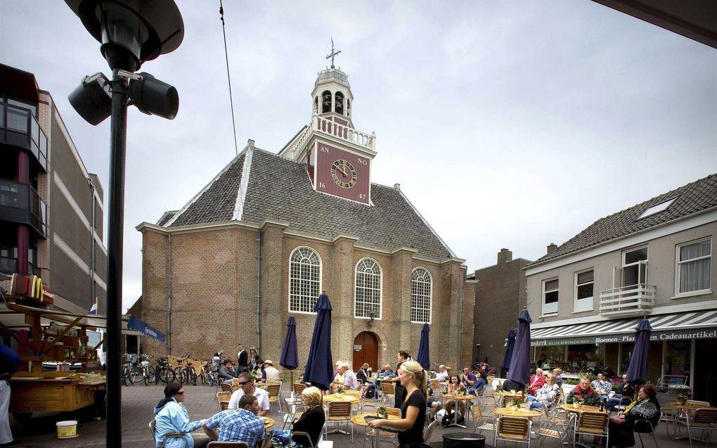 Archieffoto: Kerk aan Zee in Noordwijk.beeld RD, Henk Visscher