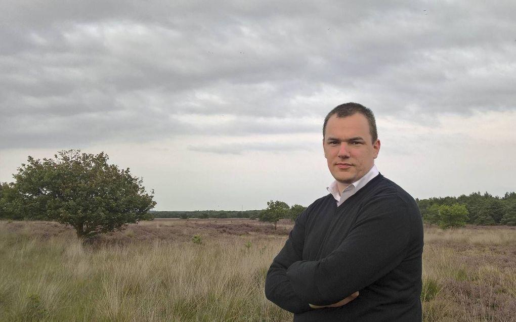 Kandidaat D. Baarssen.beeld RD